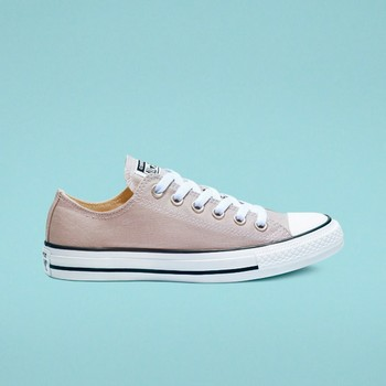 Converse Chuck Taylor All Star Seasonal Color Nizke Damske Nachový Siva | LFQX60D3628